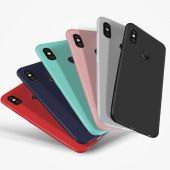 Чехол бампер Original Silicone Case для Xiaomi Redmi S2 **
